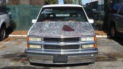 1993 Chevrolet C/K 1500 Reg. Cab 8-ft. Bed 2WD