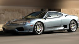 2000 Ferrari 360 Modena Base