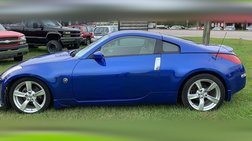 2003 Nissan 350Z Performance