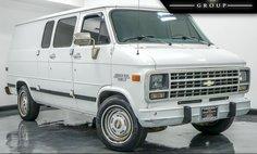 1994 Chevrolet Chevy Cargo Van G20
