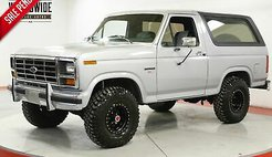 1986 Ford Bronco CA TRUCK LIFT CUSTOM WHEELS BILSTEIN