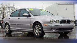 2004 Jaguar X-Type 2.5
