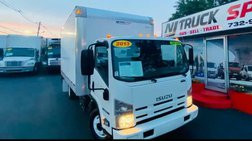 2013 Isuzu 16 FEET DRY BOX + LIFT GATE + NO CDL