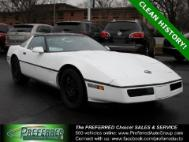 1990 Chevrolet Corvette Base