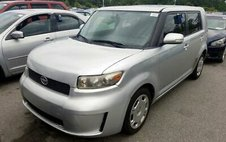 2010 Scion xB 5dr Wagon Manual