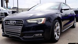 2014 Audi S5 3.0T quattro Prestige