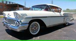 1958 Chevrolet Impala Impala Sport Coupe