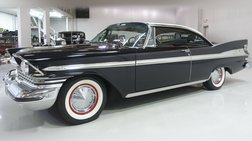 1959 Plymouth Sport Fury Coupe