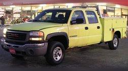 2004 GMC Sierra 2500HD 4X2 4dr Crew Cab
