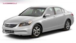 2012 Honda Accord LX-P