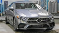 2020 Mercedes-Benz CLS-Class CLS 450 4MATIC