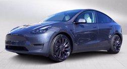 2021 Tesla Model Y Performance
