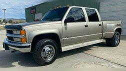 2000 Chevrolet C/K 3500 K3500