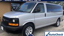 2013 Chevrolet Express RWD 1500 135