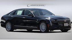 2019 Cadillac CT6 2.0T Luxury