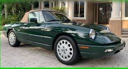 1992 Alfa Romeo Spider Base