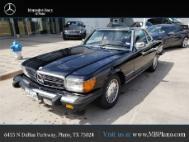 1984 Mercedes-Benz 380-Class 380 SL