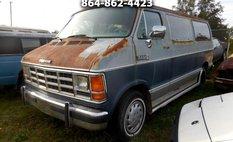 1987 Dodge Ram Wagon B250