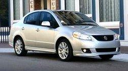 2011 Suzuki SX4 LE