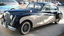 1959 Jaguar 1959 JAGUAR MK IX SALOON 4 SPEED MANUAL