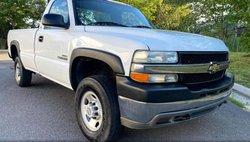2002 Chevrolet Silverado 2500HD Base