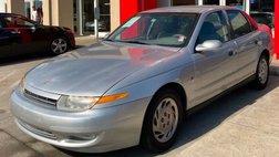 2001 Saturn L-Series L100