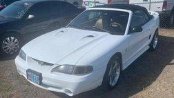 1998 Ford Mustang SVT Cobra Base
