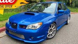 2007 Subaru Impreza WRX STi WRX STI