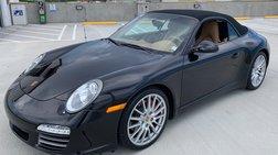 2009 Porsche 911 Carrera 4S Cabriolet