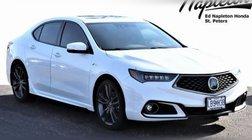 2019 Acura TLX SH-AWD V6 w/Tech w/A-SPEC
