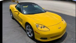 2007 Chevrolet Corvette Convertible LT3