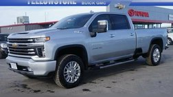 2020 Chevrolet Silverado 3500 High Country