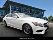 2016 Mercedes-Benz CLS-Class CLS 400 4MATIC