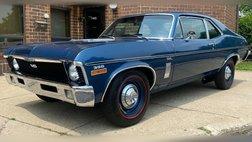 1970 Chevrolet Nova SS - L78