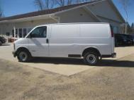 2002 Chevrolet Express Cargo Van 1500