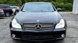 2009 Mercedes-Benz CLS-Class CLS 63 AMG