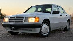 1991 Mercedes-Benz 190-Class 190 E 2.3