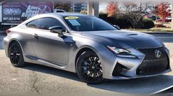 2019 Lexus RC F Base