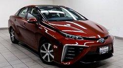 2017 Toyota Mirai Base