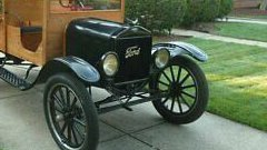 1922 Ford CLEAN TITLE, RUNS AND DRIVES