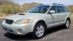 2006 Subaru Outback 2.5 XT Limited