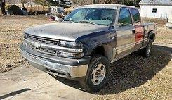 2000 Chevrolet Silverado 1500 K1500