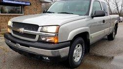 2004 Chevrolet Silverado 1500 WT