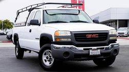 2004 GMC Sierra 2500HD Work Truck