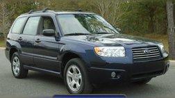 2006 Subaru Forester 2.5 X