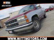 1993 Chevrolet C/K 2500 C2500 Silverado