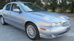 2008 Jaguar X-Type 3.0L