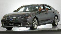 2020 Lexus ES 300h Ultra Luxury