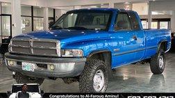 1999 Dodge Ram 2500 Laramie SLT