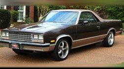 1984 Chevrolet El Camino SS
